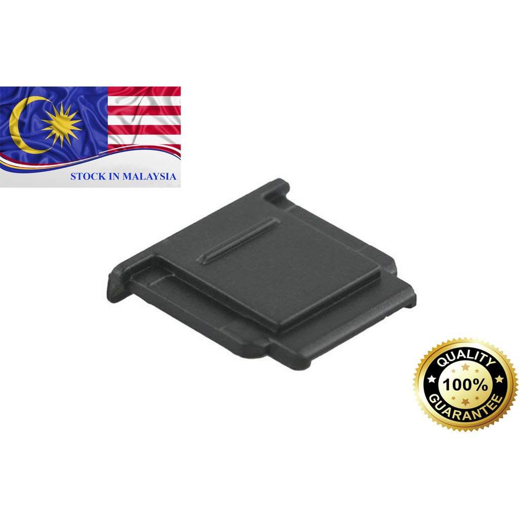 JJC HC-S Hotshoe Cover For Sony A77II A3000 A6000 A7 A7R NEX-6 A58 A68 A99 RX1 RX10 RX10II ZV1 (Ready Stock In Malaysia)