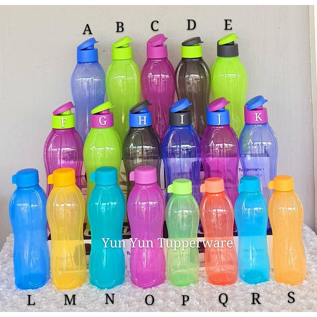 🔥HOT DEALS🔥Tupperware Eco Bottle - 1L / 750ml / 500ml
