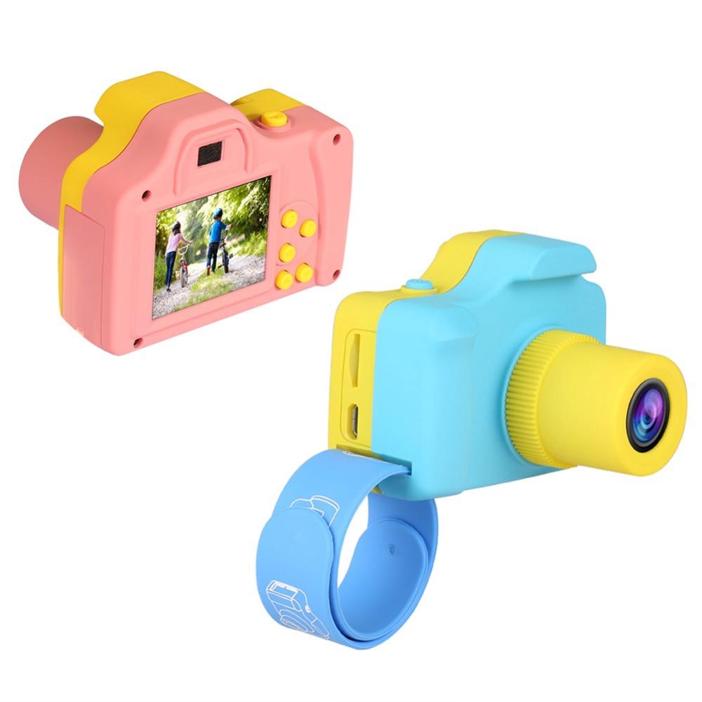 1.77 Inch Mini Cam Digital Camera Cute Cartoon Multifunction Toy Kids Camera