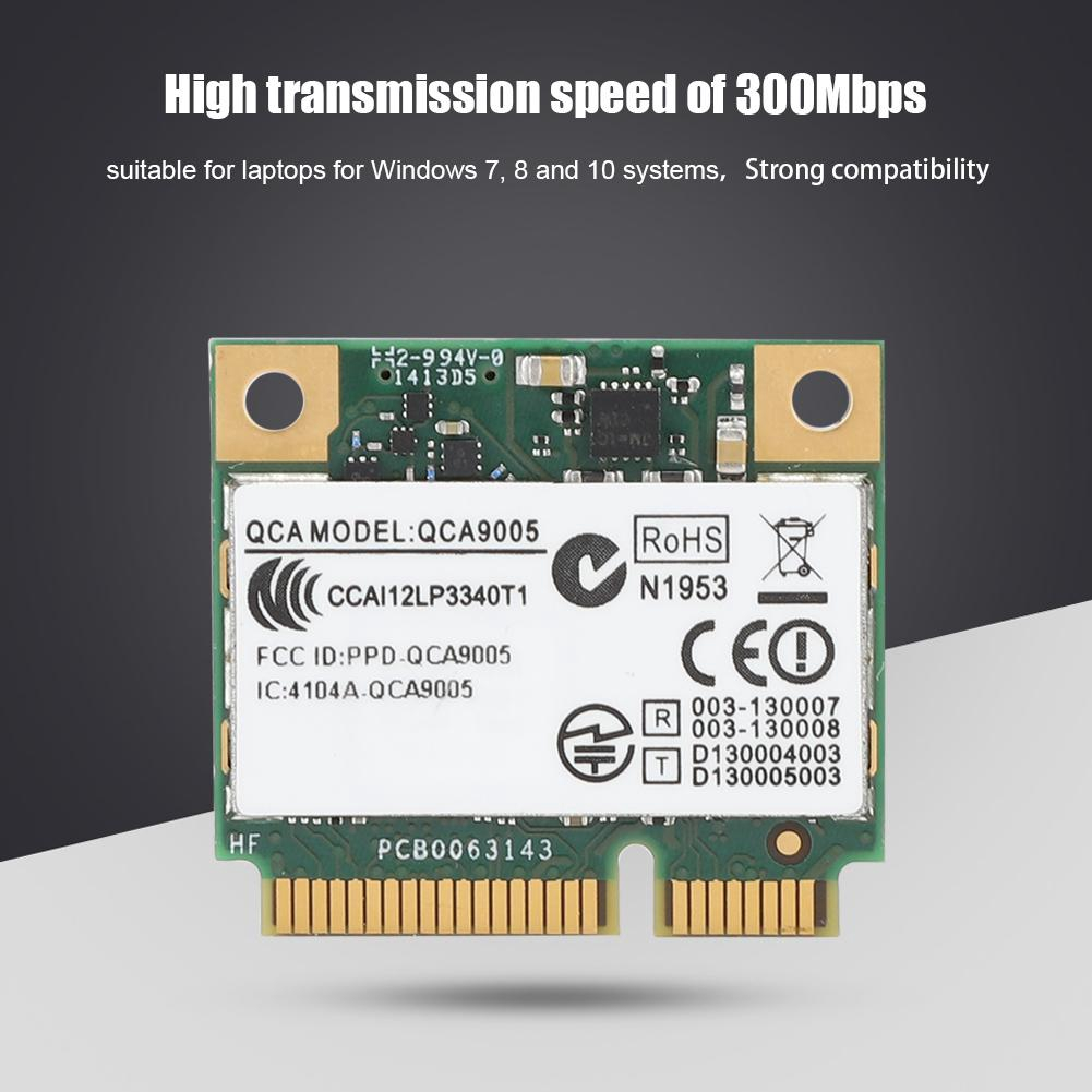 Wireless DW1601 Dual-Frequency 300Mbps Wifi Network Card For Laptop Desktop  Computer