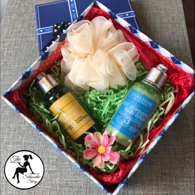 Bath Care Gift Box Set H