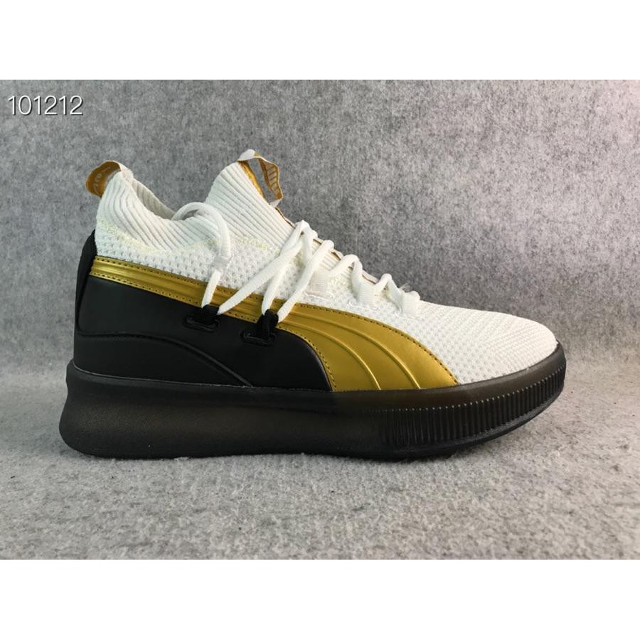 huge selection of d7979 ef03a New Puma Clyde Court Hummer basketball shoes 40-46