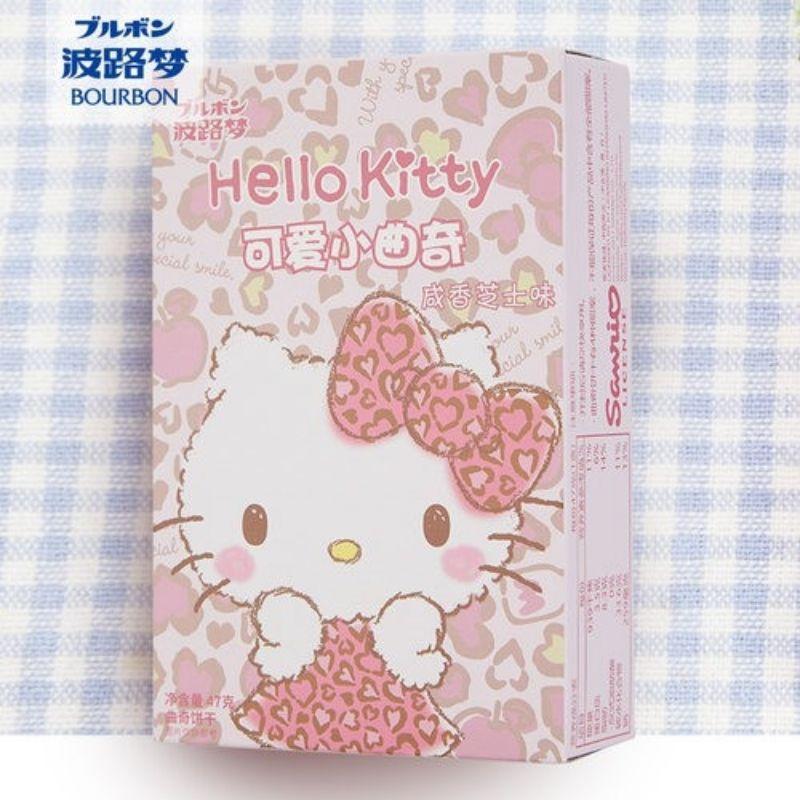 (Ready Stock) 波路梦 Hello Kitty 可爱小曲奇 (47G)