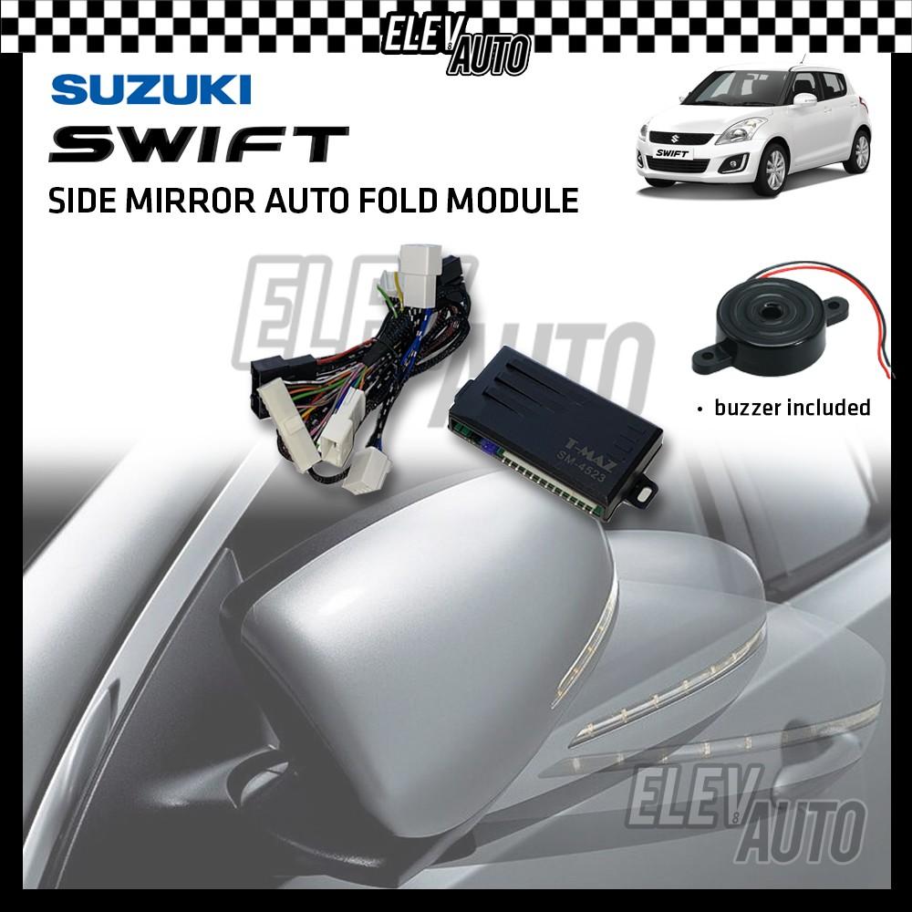 Side Mirror Auto Fold with Buzzer Suzuki Swift 2010-2017