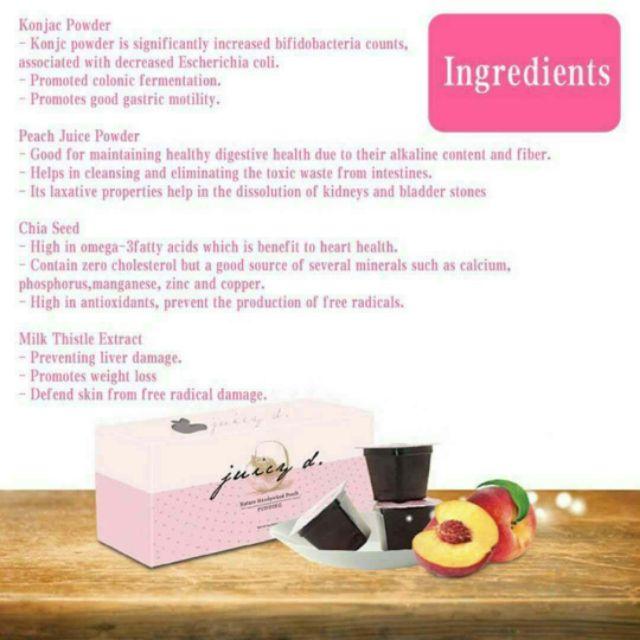 Juicy d detox pudding | Shopee Malaysia