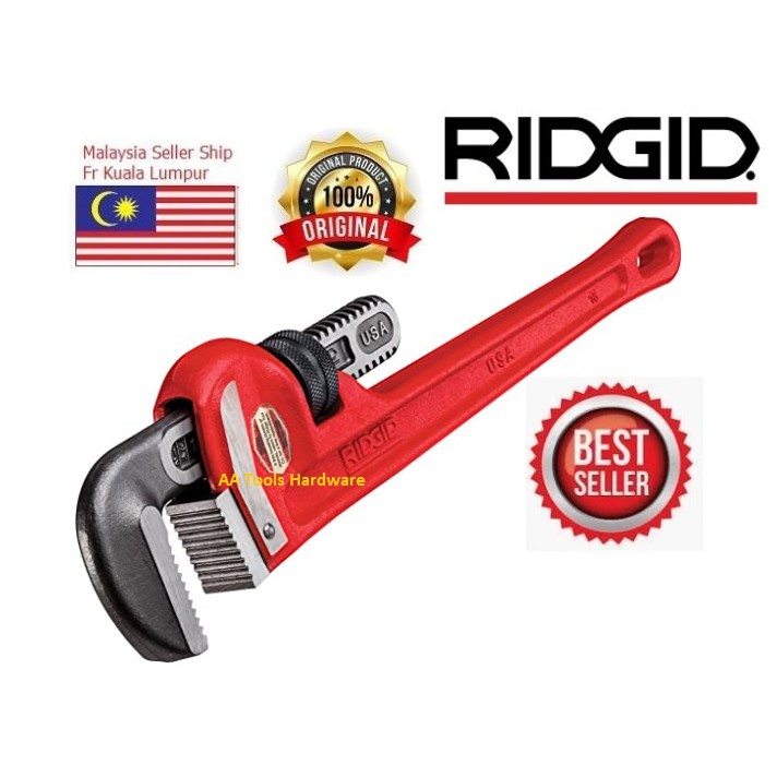 "Ridgid 31040 48/"" Straight Pipe Wrench Model 48"