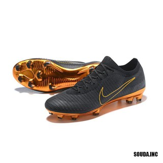 competitive price 998a9 7cf51 Original Nike Mercurial Vapor Flyknit Ultra XI FG Men Cleats Soccer  Football Sho