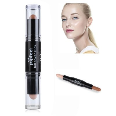 (CLEARANCE) Fashion Double Head Natural Full Cover Long Lasting Smooth Concealer