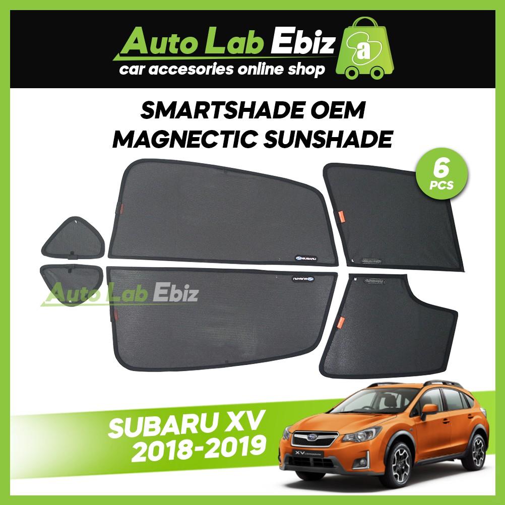 SmartShade Subaru XV 2017-2018 (6pcs)