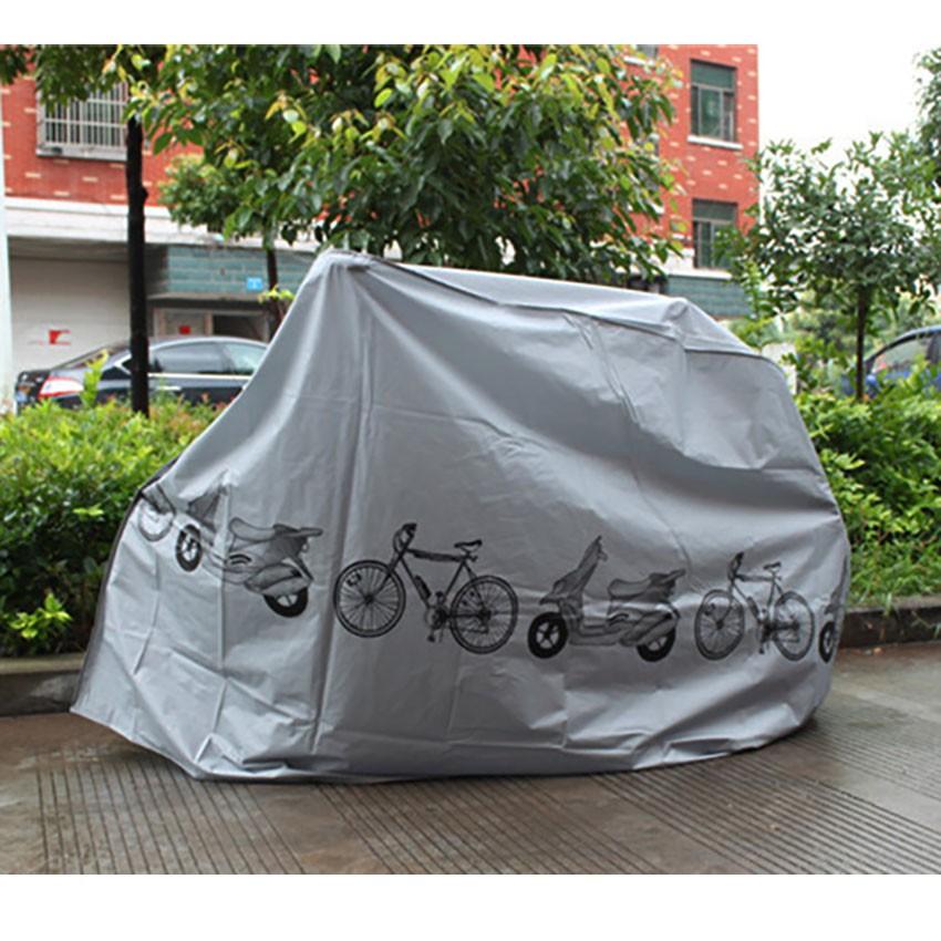 ผ้าคลุมจักรยานและมอเตอร