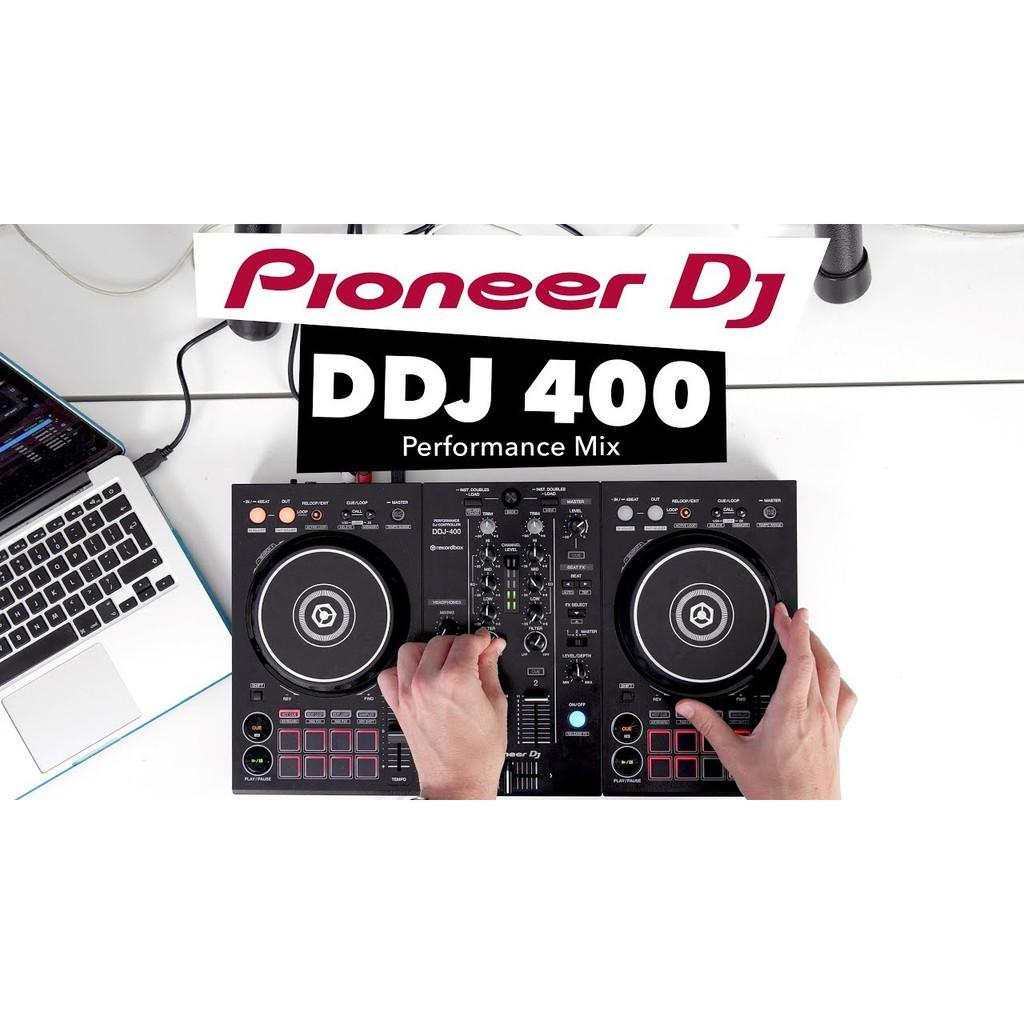 Pioneer DJ controller DDJ 400 DDJ-400