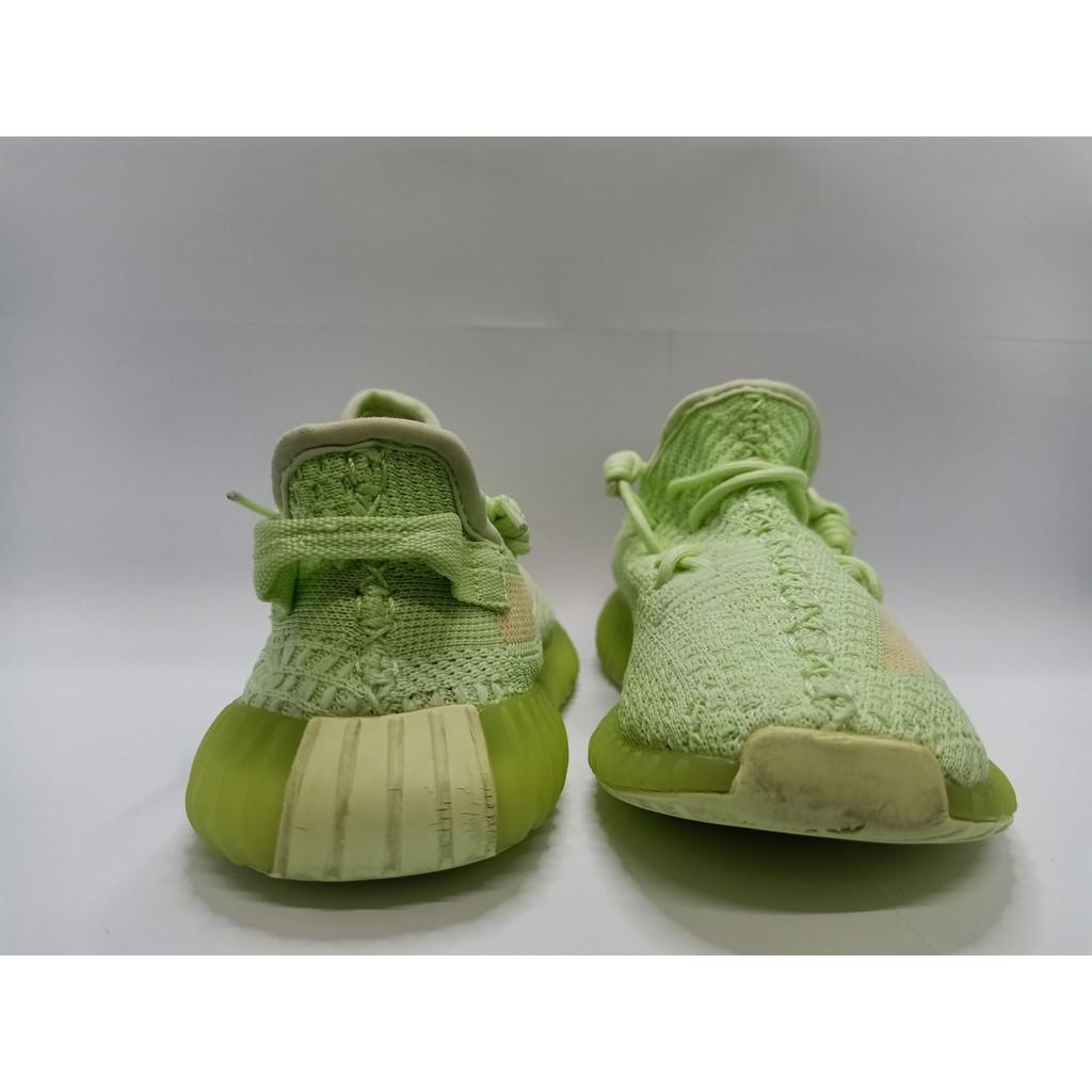 Adidas Boost - Lime Green 19.5cm Kasut Belasahan Kanak-Kanak