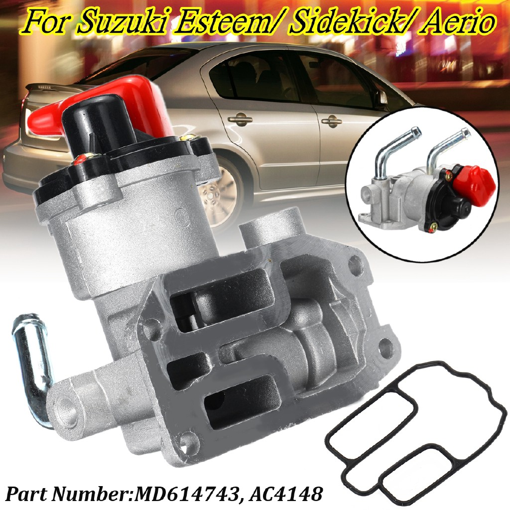 For Mitsubishi Mirage 1997-2002 1.5//1.8L Idle Air Control Valve MD614743