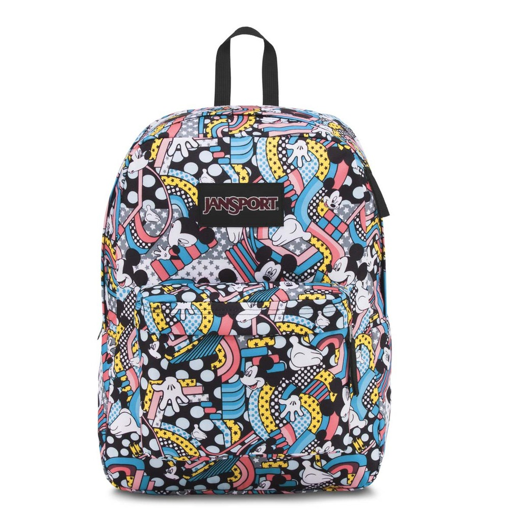 d7cda64ee4c Jansport Disney Superbreak Roller Coaster Mickey