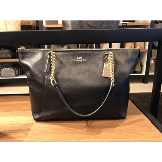 sold worldwide good reputation separation shoes Coach Ava Chain Tote
