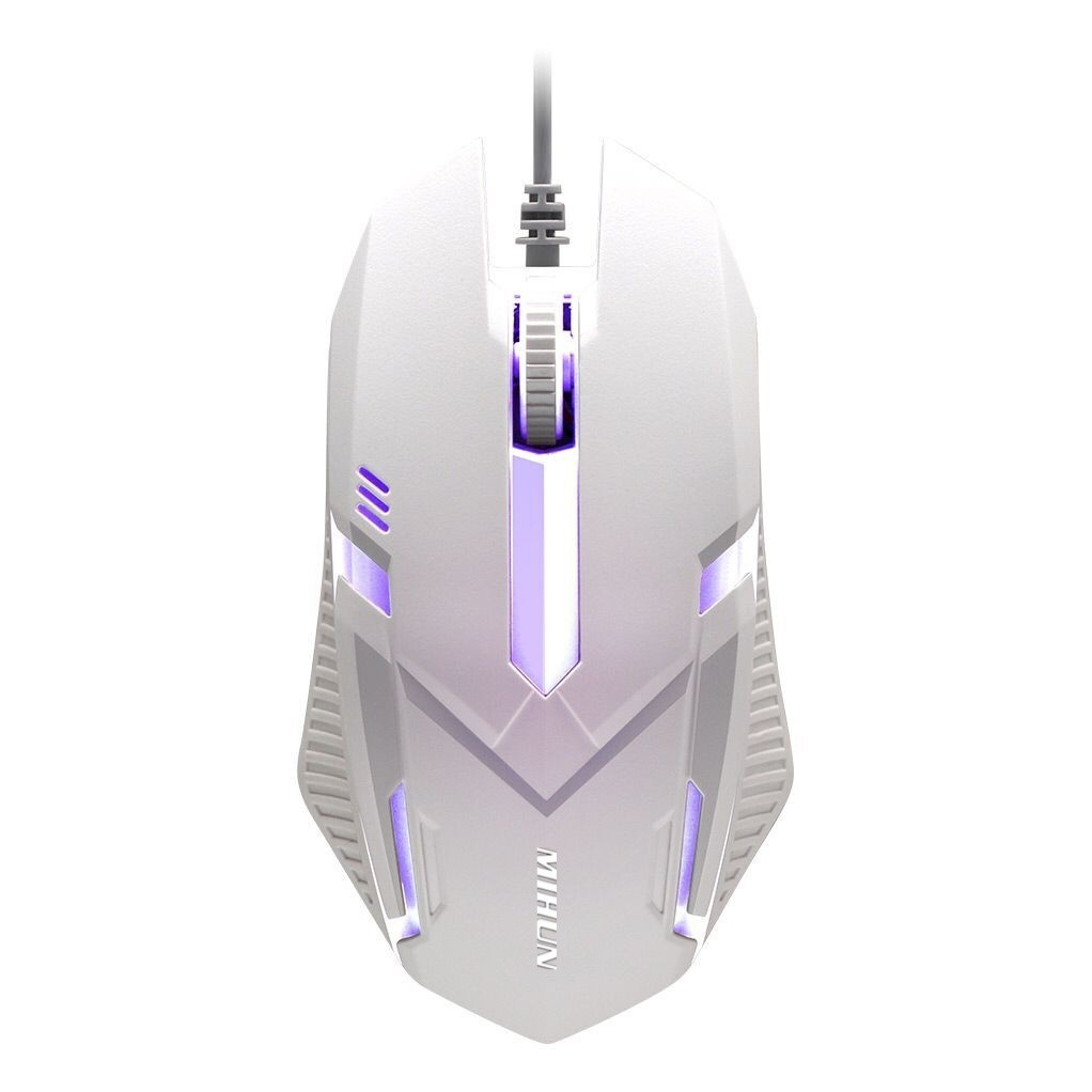 Wired mouse (Smart LED Light)