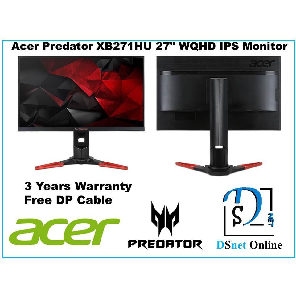 Acer Predator XB271HU 27
