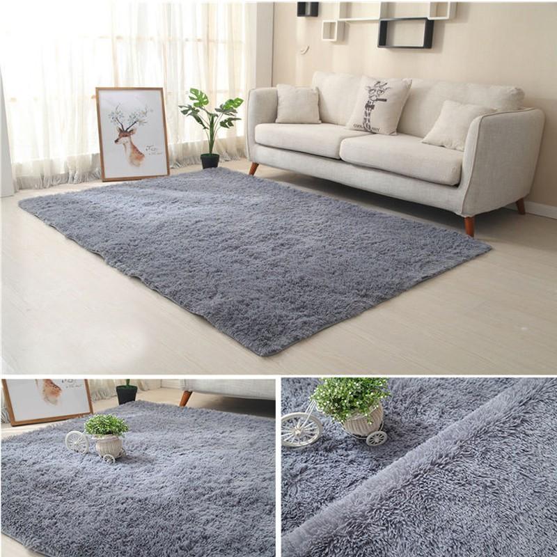 Furniture Direct 160x230cm silky wool rug/ carpet/ carpet bulu