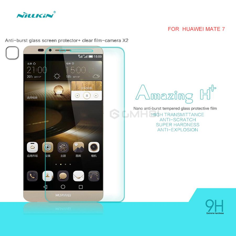 Sony Xperia Z5 Premium Z4 Z3 Nillkin Tempered Glass Screen Anti Explosion H Back Protector Guard Shopee Malaysia
