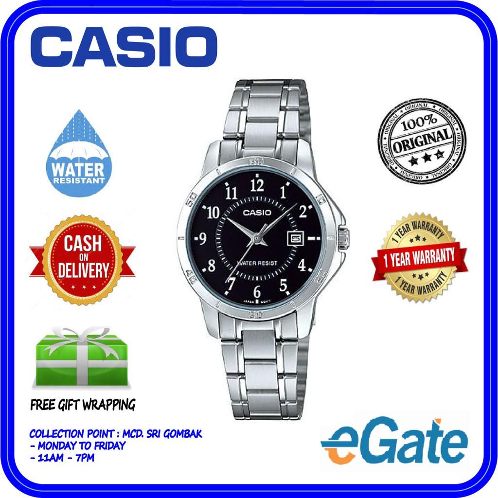 Fossil Womens Chronograph Classic Watch 100 Original Two Yrs Es3737 Jam Tangan Wanita Warranty Shopee Malaysia