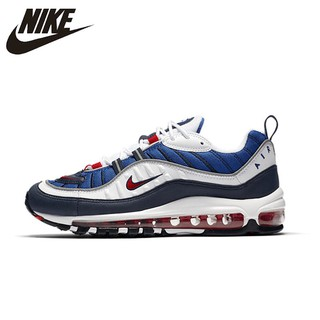 buy online a66da c3ecf NIKE Air Max 98 Gundam Mens Running Shoes Mesh Breathable Lightweight  Support Sports Sneakers Outdoor For Men Shoes