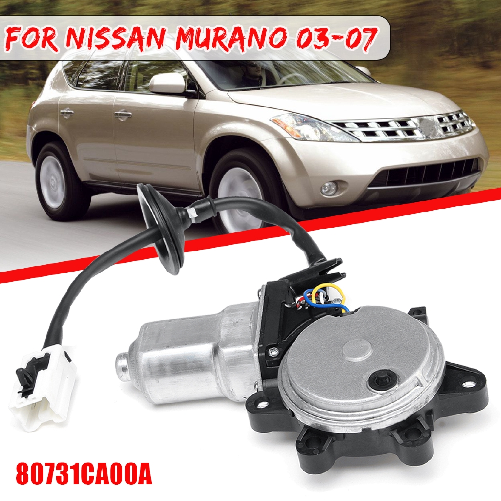 Power Front Left Driver Side LH Window Motor For Nissan Murano 350Z  80731CA00A