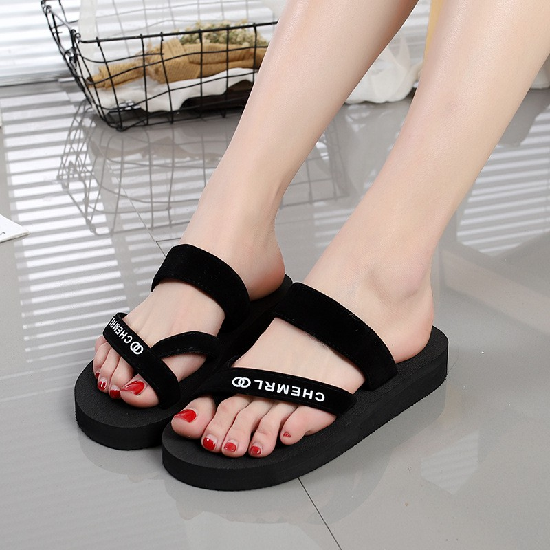 9ebf463c9d03 Ready stock🔥Women Slippers Fashion Cool Flip Flops For Women