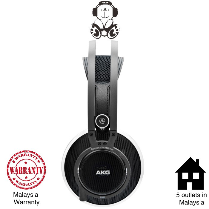 AKG K812 High End Professional Referencing Monitoring HiFi Open Back Over-Ear Headphones