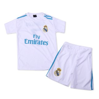 best cheap 38f0f 8e413 Lenrick Boy Soccer Jersey Uniform Kids Football Shirt Short ...