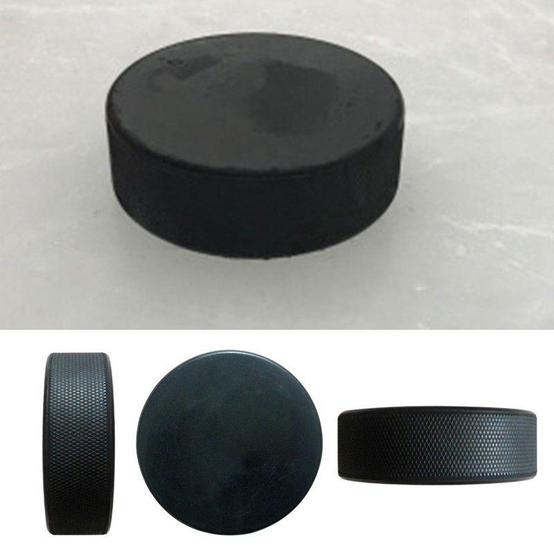 5 Puck Case Bulk Blank Ice Hockey Pucks Official Regulation US