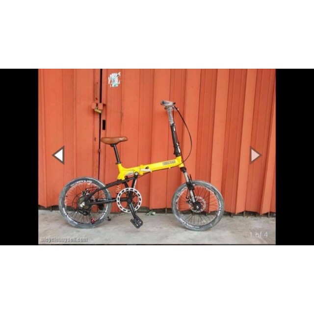 29d70725a5c CHIN FOLDING BIKE HUMMER 20ER BICYCLE FOLDABLE 21 Speed Shimano Suspension  | Shopee Malaysia