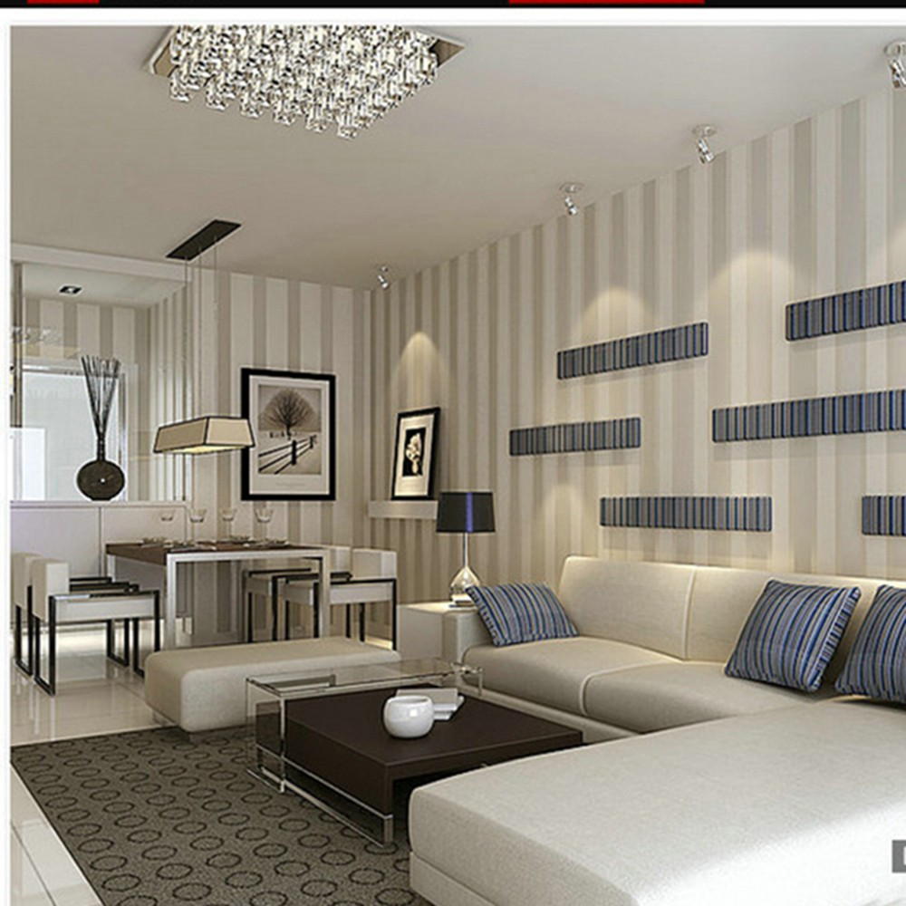 10m Wallpaper Bedroom Living Room Wall Tv Background Wallpaper Shopee Malaysia