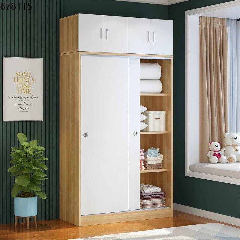 Baju Kurung Moden Almari Baju Budak Almari Baju Kayu Almari Baju Wardrobe Sliding Door Solid Wood Modern Simple And Eco Shopee Malaysia