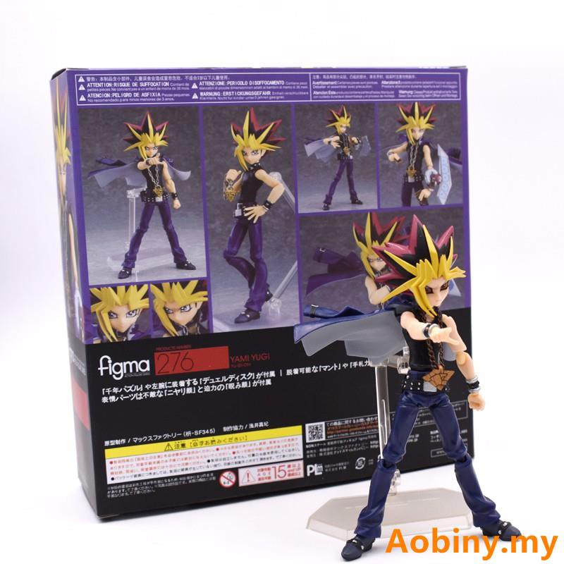 Mutou Yugi  acrylic stand figure model toy anime table decoration Yu-Gi-Oh