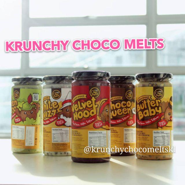 Krunchy Choco Melts VIRAL (BIG 330g)