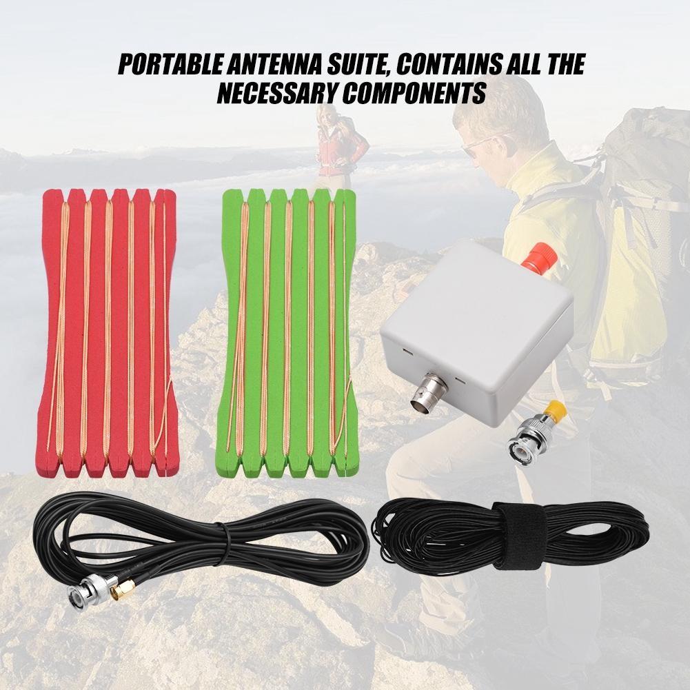 LW1650 Portable Long-wire Shortwave Radio Antenna 1 6-50 MHz Aerial