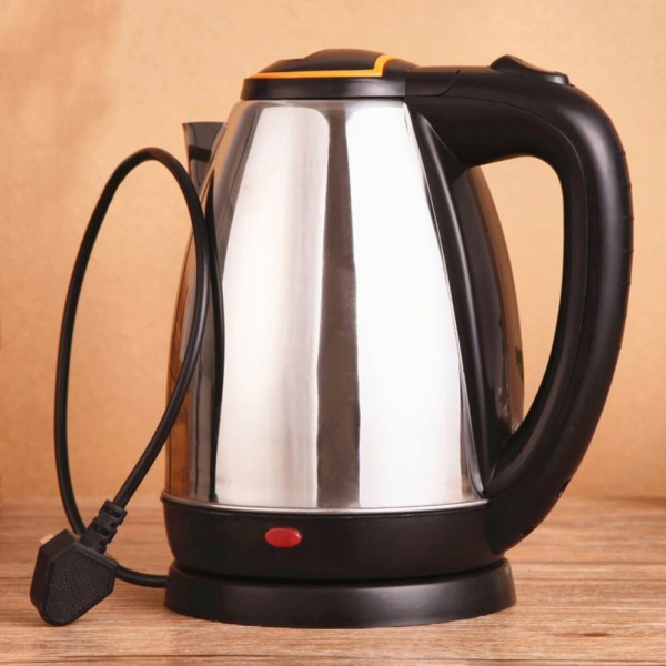 STAINLESS STEEL ELECTRIC AUTOMATIC CUT OFF JUG KETTLE 2.0L