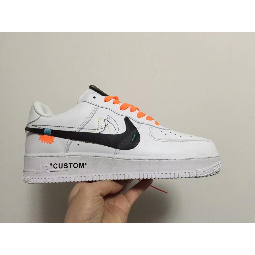 perdón cajón Cerco  Off White x Nike Air Force 1