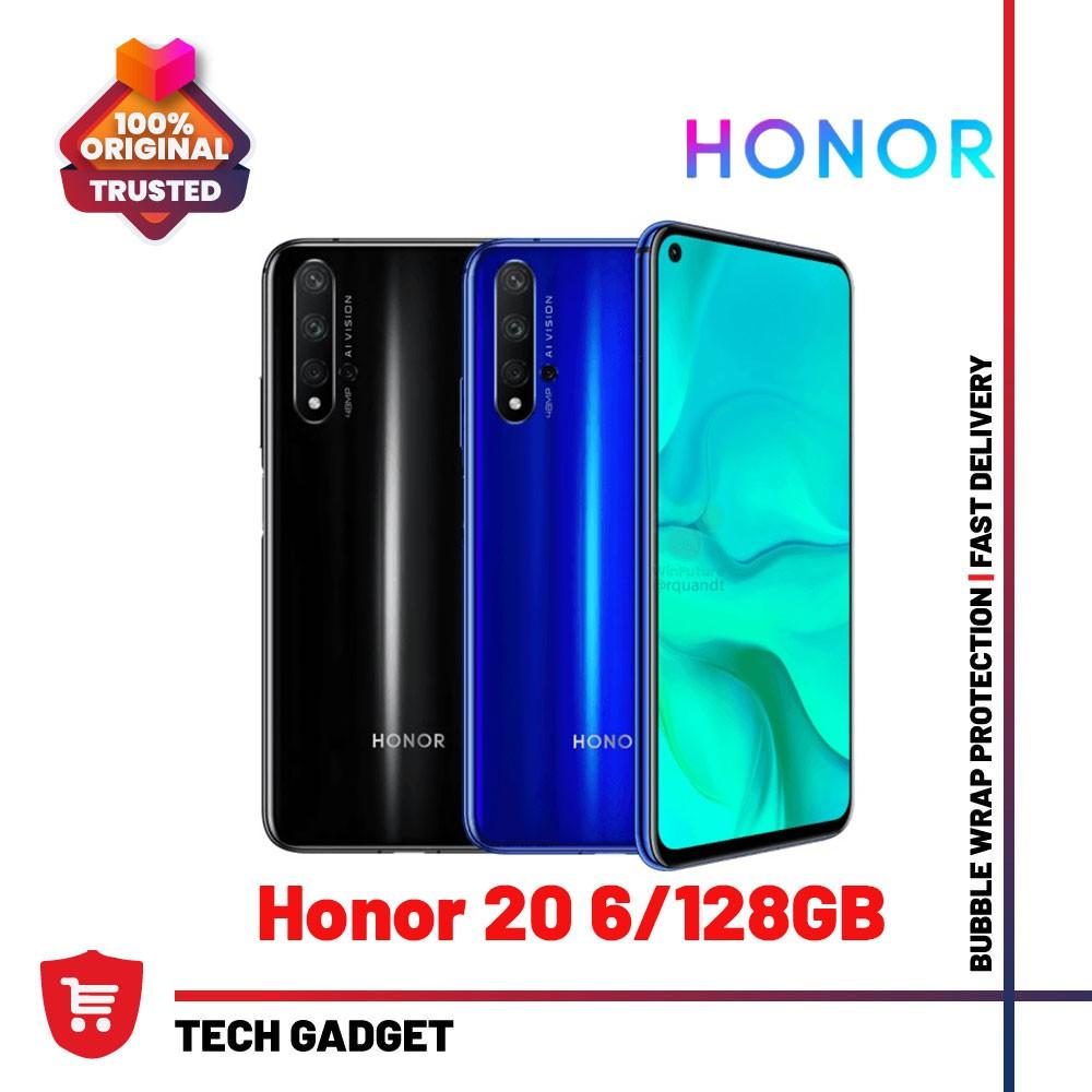 Honor 20 [6GB RAM/128GB ROM] (Honor Malaysia)