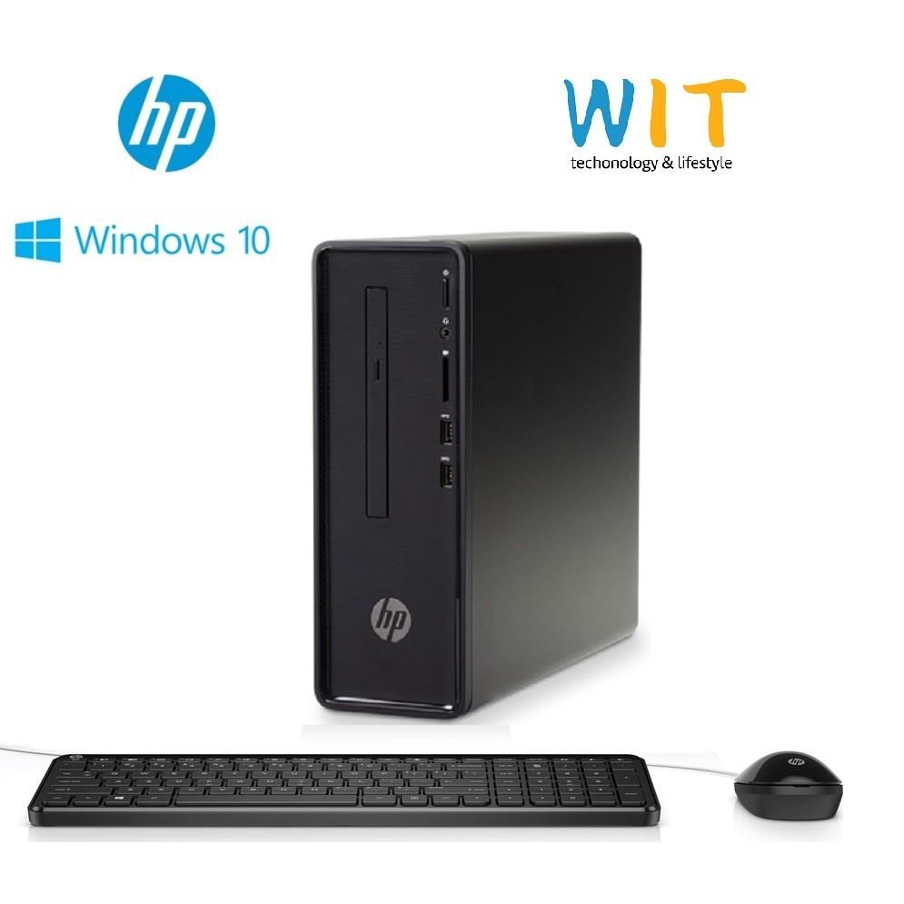 HP Slimline 290-p0048d PC Desktop (i5-8400/4GB D4/1TB/Intel  Graphics/WIFI/W10)