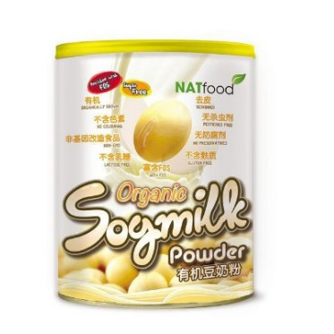 NATfood Organic Soymilk Powder 800g