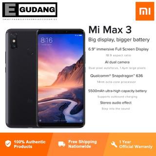 Xiaomi Mi 9 SE 6GB 64GB Original Malaysia Set (Free Mi