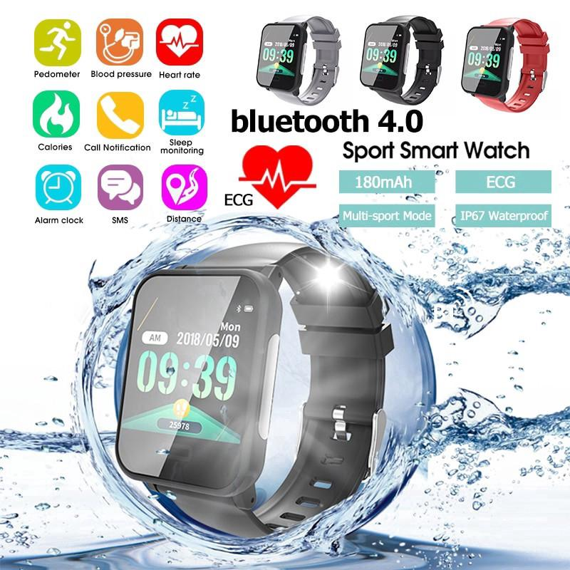 K88H smart watch 1 22 inch IPS round screen support sports heart rate  monitor Bluetooth SmartWatch