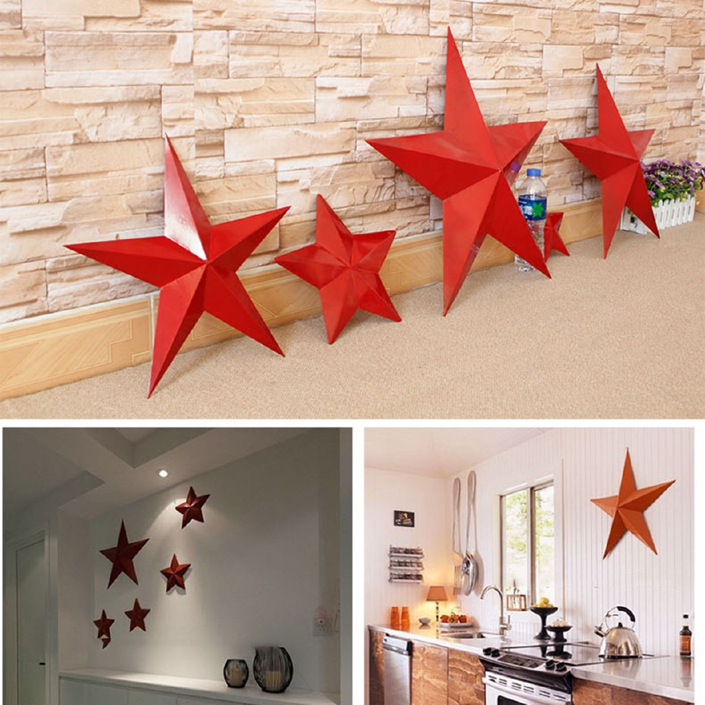 Barn Star Rustic Country Wall Hanging
