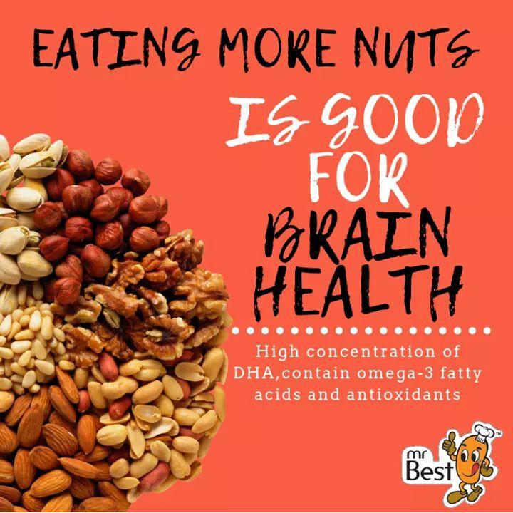 Mr Best Healthy Nut Mix 200g