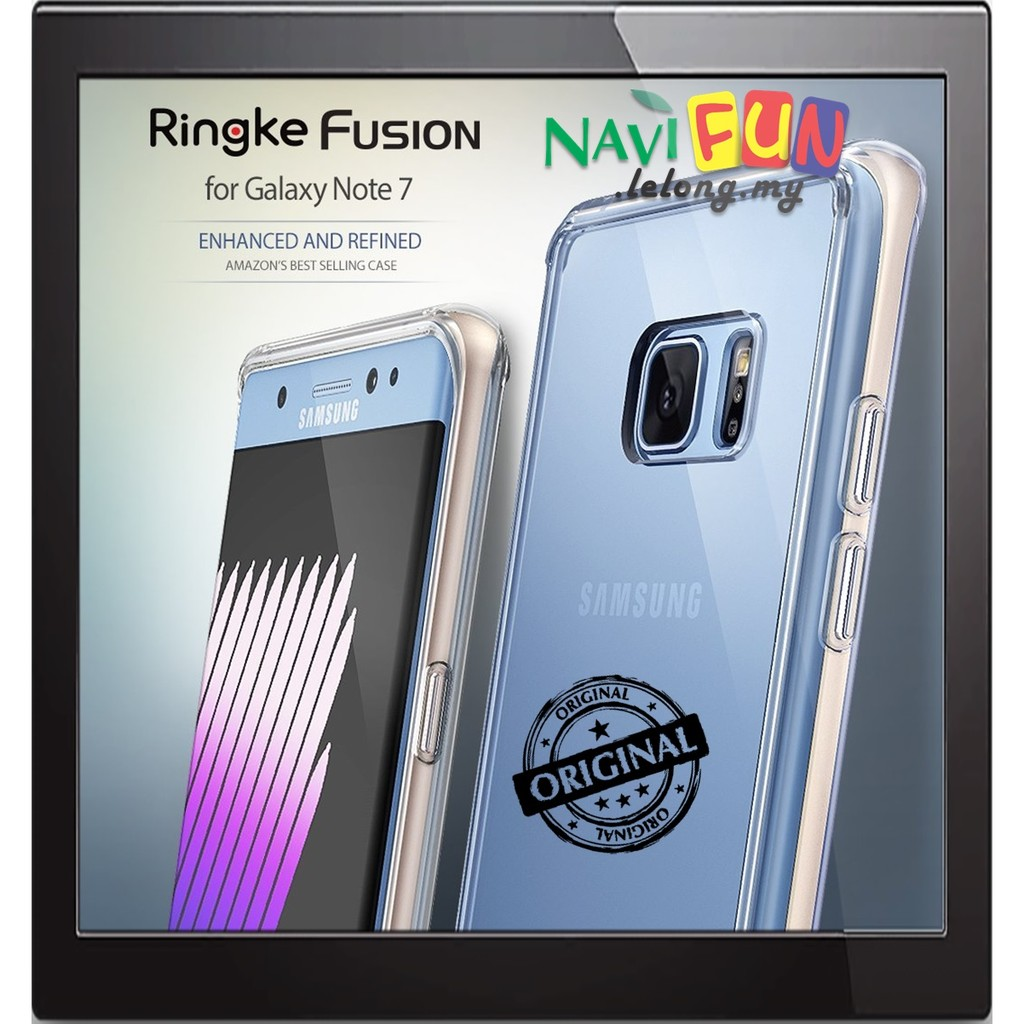 Sales Original Ringke fusion case HTC One A9 cover case | Shopee Malaysia