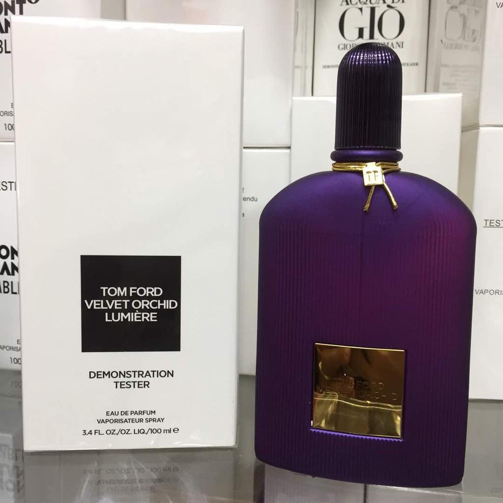 5f7283e22aa74 Tom Ford Velvet Orchid Eau De Parfum Spray100ml (Original-Tester) | Shopee  Malaysia