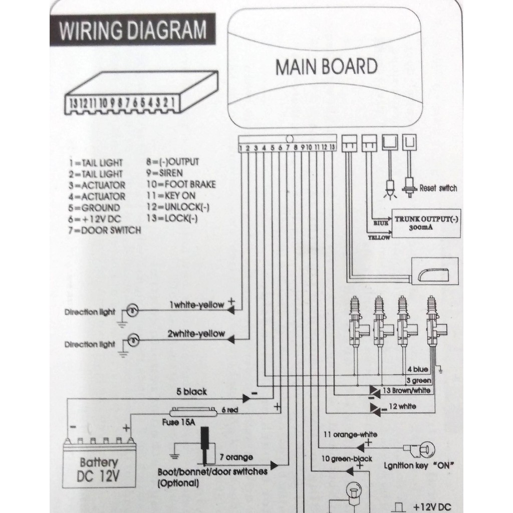 Diagram 611 Socket Wiring Diagram For Alarm Systems Full Version Hd Quality Alarm Systems Diagramgol Italintumescenti It