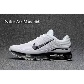 Nike Air Max 360 White Red New Eu39