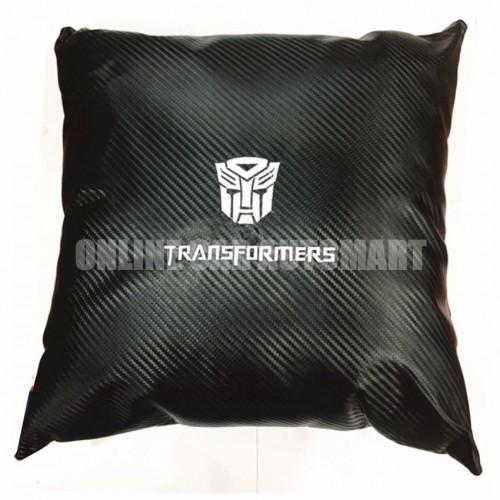 TRANSFORMERS Carbon Micro-fibre Car Pillow